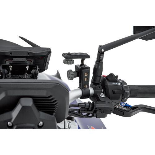 Kamerahalter für Lenker 22mm oder zum Anschrauben