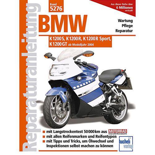 repair manual Bucheli german BMW K 1200 S/R/R Sport/GT