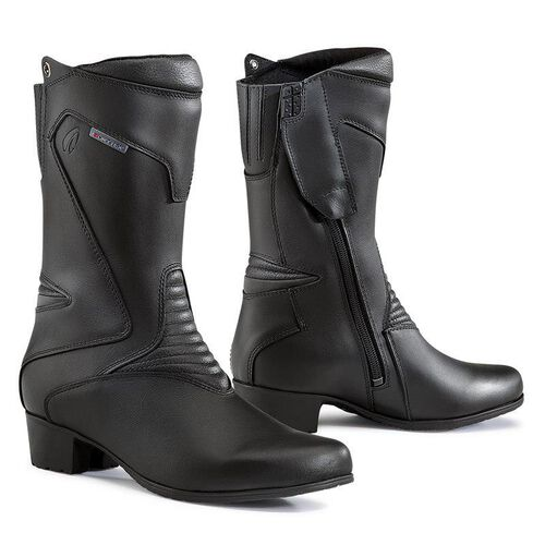 Ruby Lady Leather Boot