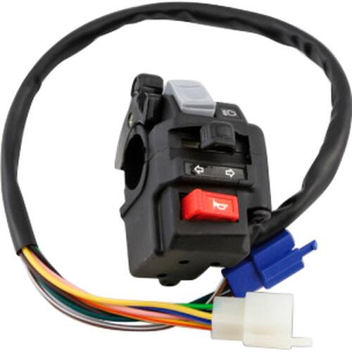 Lenkerschalter 22mm Licht/Blinker/Hupe wie Yamaha DT 125 R