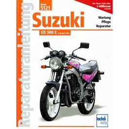 repair manual Bucheli german Suzuki
