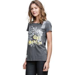 """Damen T-Shirt """"Guy Martin Spanner Spill"""" 1.0"""