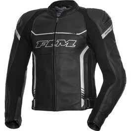 Sports leather combi jacket 2.2