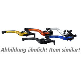 brake lever adjustable/folding GP Alu