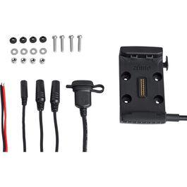 Motorradhalterung inkl. Kabel für Zumo 590LM/595LM
