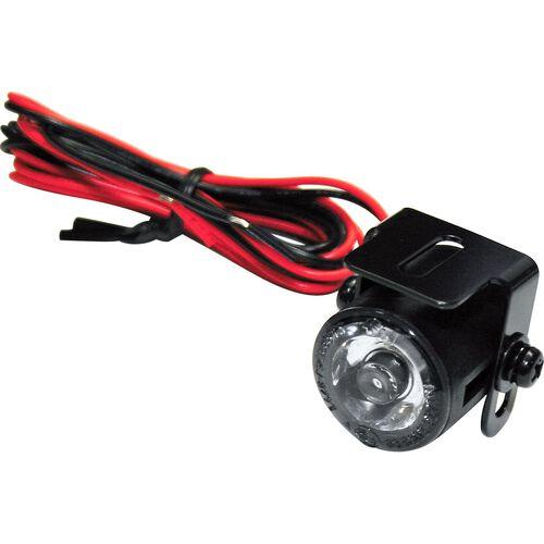 LED Standlichtpaar 24,7 mm mit Universalhaltern
