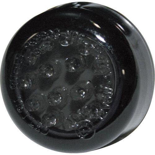 LED Rücklicht MICRO DISC Ø30,5mm M6 zum Anschrauben