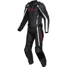 Sports leather suit 2-piece
