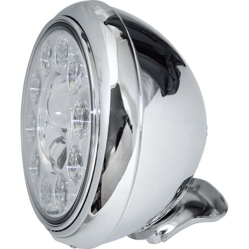 Harley-Style LED Hauptscheinwerfer 220 mm
