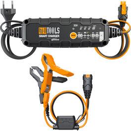Batterieladegerät PM3500, 6/12V 3,5A, für Blei-Säure+Lithium