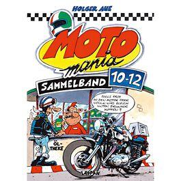 Comic Sammelband 10-12