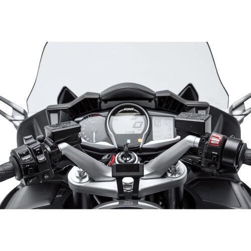 Navi-Halter an Lenker für Yamaha FJR 1300 2004-