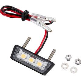 LED lumière de plaque d'immatriculation ST02 2xM3