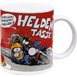 """Tasse """"Helden/Schisser"""""""
