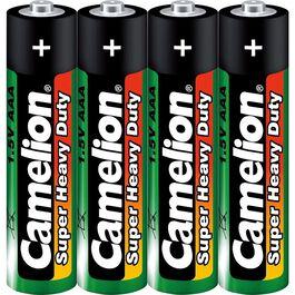4er Pack AAA Batterie Super Heavy Duty R03