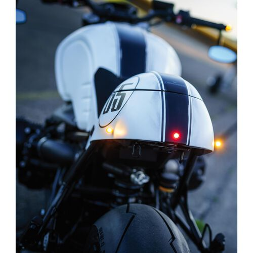 LED Metall Brems-/Rücklicht M5 Atto® RB
