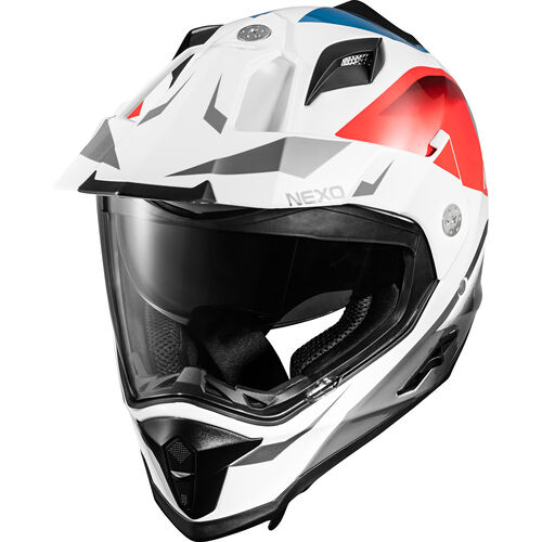 MX-Line fiberglass Enduro helmet
