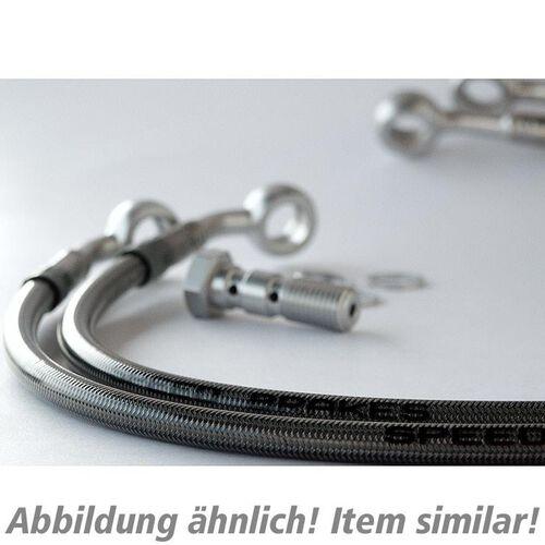 Steel-braided brake hoses CB 900 F 78-81