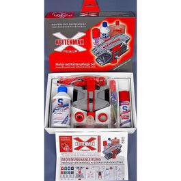 Premium-Kit mit S100 Kettenreiniger und -spray 100