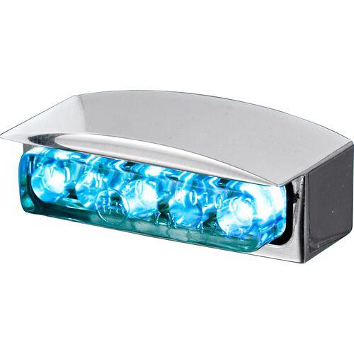 LED Nummernschildbeleuchtung Alu
