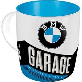 """Tasse """"BMW-Garage"""" 330 ml"""