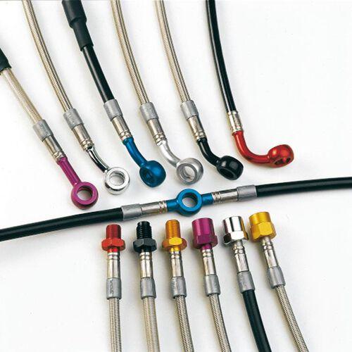 Stahlflex Bremsleitungen Honda CBR 600 F (1995 bis 1998)