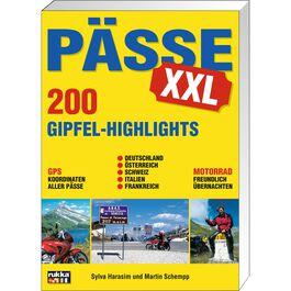 Pässe XXL die 200 Gipfel-Highlights