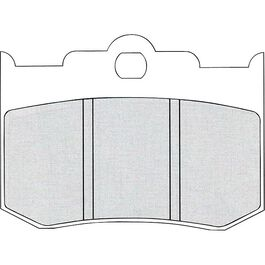 brake linings FDB2041