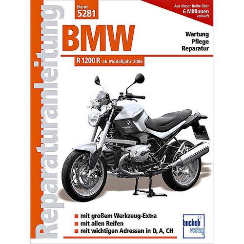 repair manual Bucheli german