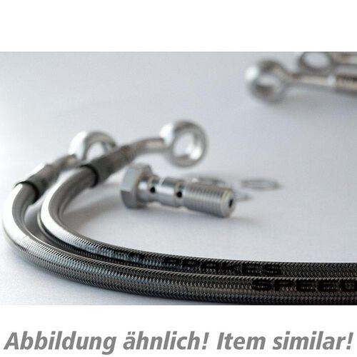 Stahlflex Bremsleitungen Suzuki GSR 750