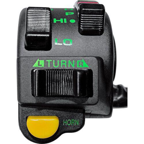 Lenkerschalter 22mm wie Honda Licht/Blinker/Hupe