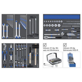 Werkzeugsatz Universal