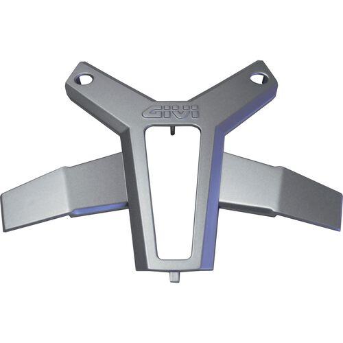 Abdeckung silber für M7 Adapterplatte