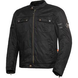 Retro Stripe Textile Jacket