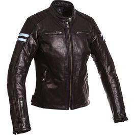 Retro Ladies Leather Jacket