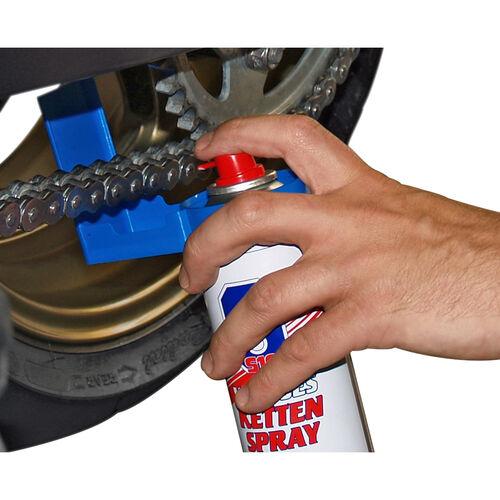 Sauber Sepp Kettenspray-Spritzschutz