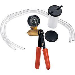 Bremsenentlüftungsgerät Vakuumpumpe mit Manometer