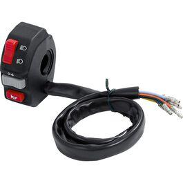 Lenkerschalter 22mm Blinker/Hupe/Licht