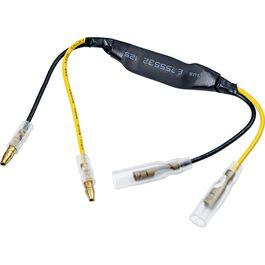 Widerstand im Kabel für LED Blinker