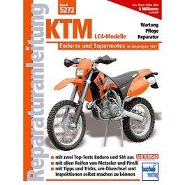 KTM Reparaturanleitung Motorbuch
