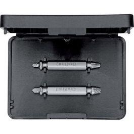 Hot!Grabit screw/stud extractor set 3-10mm 2-piece