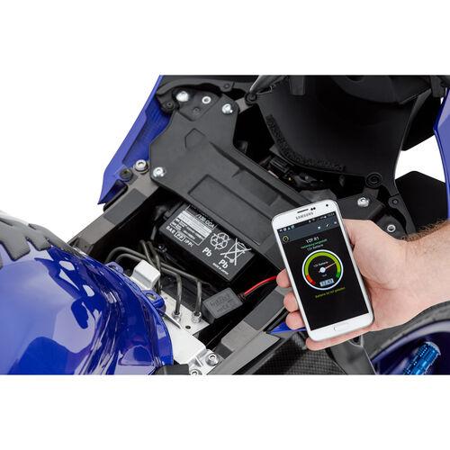 Battery Guard Bluetooth® Ladestandanzeige
