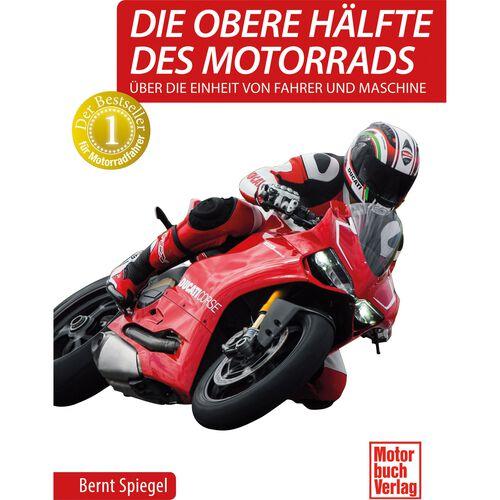 """Buch - """"Die obere Hälfte des Motorrads"""""""